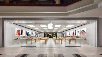 Apple ќе ги отвори сите 270 продавници во САД