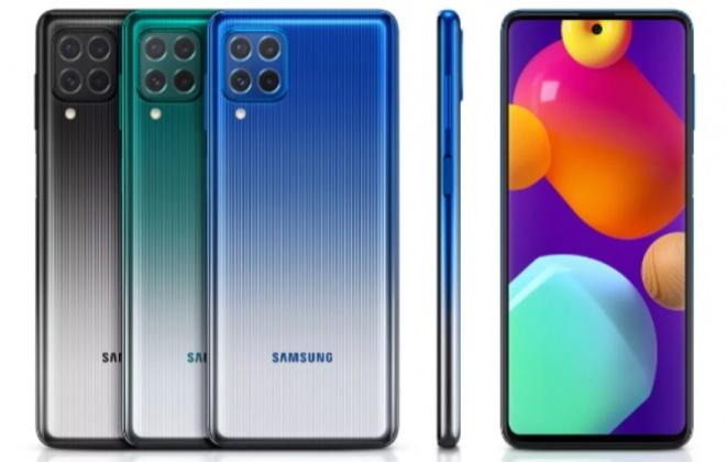 Galaxy M62 претставен со Exynos 9825 чип и 7000mAh батерија