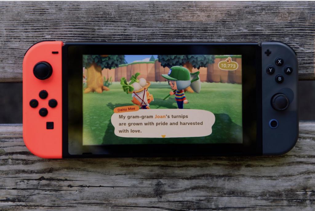 Nintendo може да објави надградена Switch конзола со поголем OLED екран