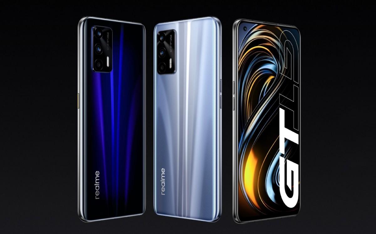 Realme GT 5G нуди Snapdragon 888 чип и 120Hz OLED екран за 430 долари