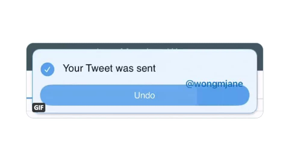 """Twitter наводно работи на """"undo send"""" функцијата"""