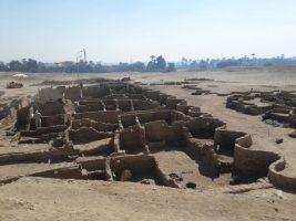 """Во Египет откриен """"изгубен златен град"""" стар 3.000 години"""
