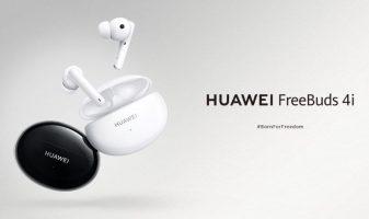 Започна продажбата на TWS слушалките Huawei FreeBuds 4i со активно намалување на бучавата и до 10 часа музика во движење