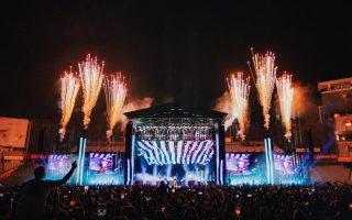 На Нов Зеланд се одржа концерт со 50.000 луѓе, најголем во светот од почетокот на пандемијата