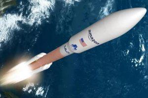 Првите интернет сателити на Amazon ќе бидат лансирани со ракетата Atlas V