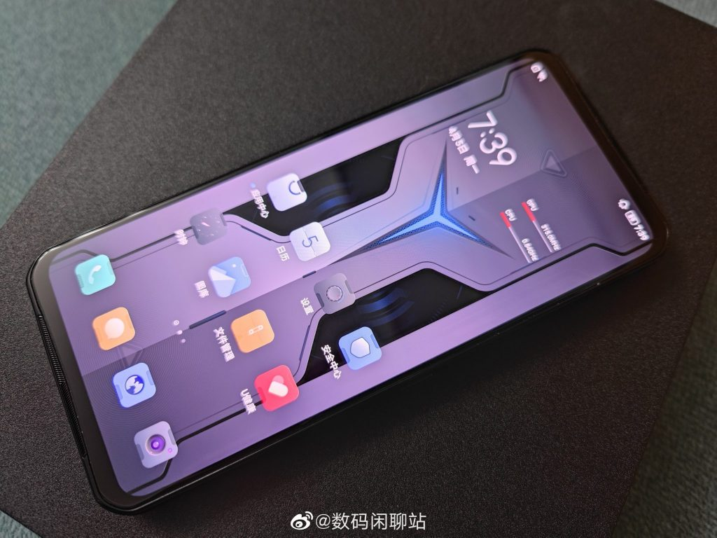 Се појавија фотографии од Lenovo Legion 2 Pro телефонот