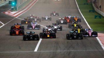 Спринт-квалификации на три трки во Ф1