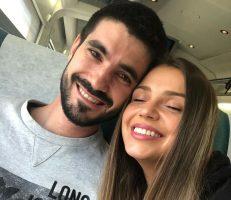 (Фото) Се породи Елена Милева, шпанскиот ракометар Едуардо Гурбиндо стана татко