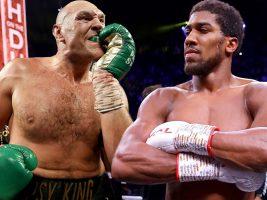 Фјури до Џошуа: Ако издржиш 3 рунди против мене, ќе ја предадам борбата