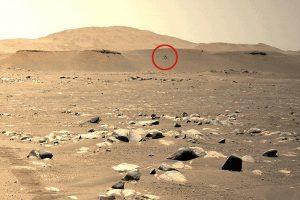 Хеликоптерот Ingenuity го изврши третиот лет на Марс
