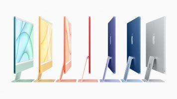 Apple го претстави редизајнираниот 24-инчен iMac со M1 чип (ВИДЕО)