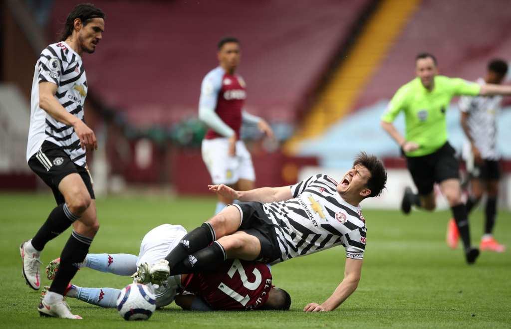 Јунајтед со нова пресврт-победа, повреда и прекин на низата на Мегваер