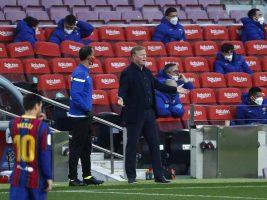Барса без тренерот Куман ќе го пречека Атлетико
