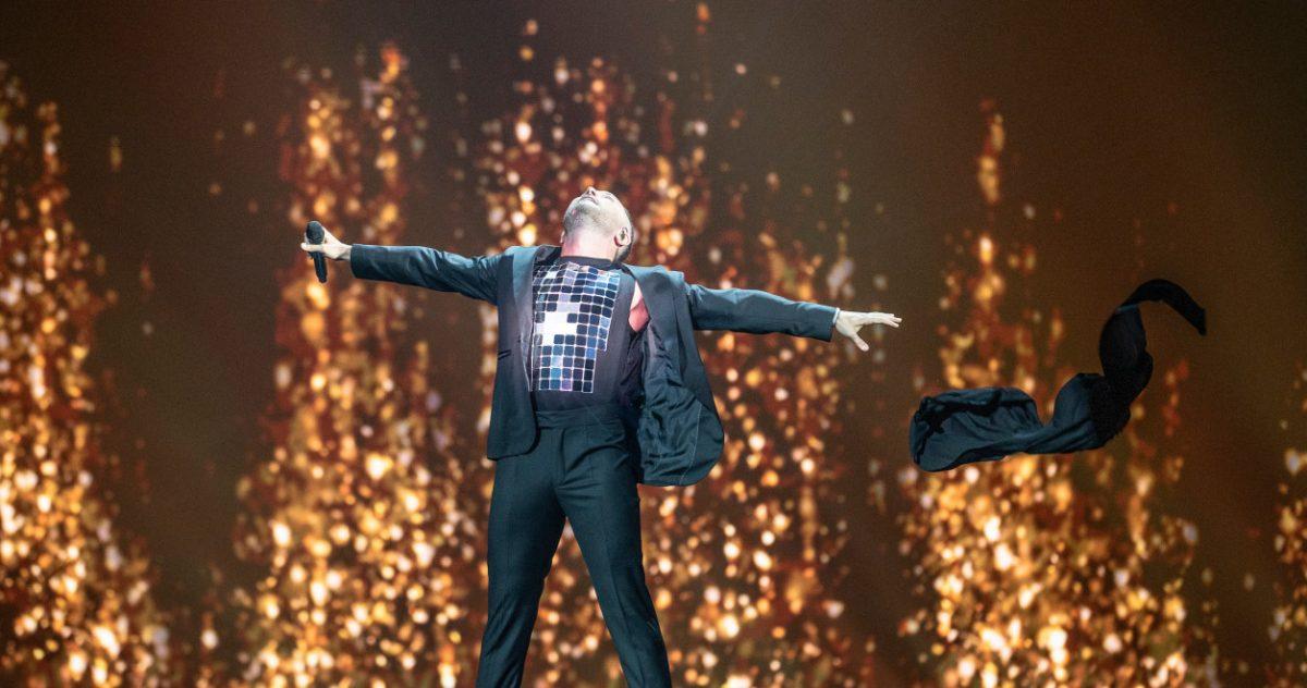 (Видео) Васил имаше прва проба во Ротердам: Вистинска магија, велат фановите на Евросонг