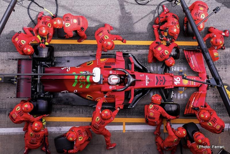 """Во Ферари сметаат дека направиле """"голем чекор"""" напред"""