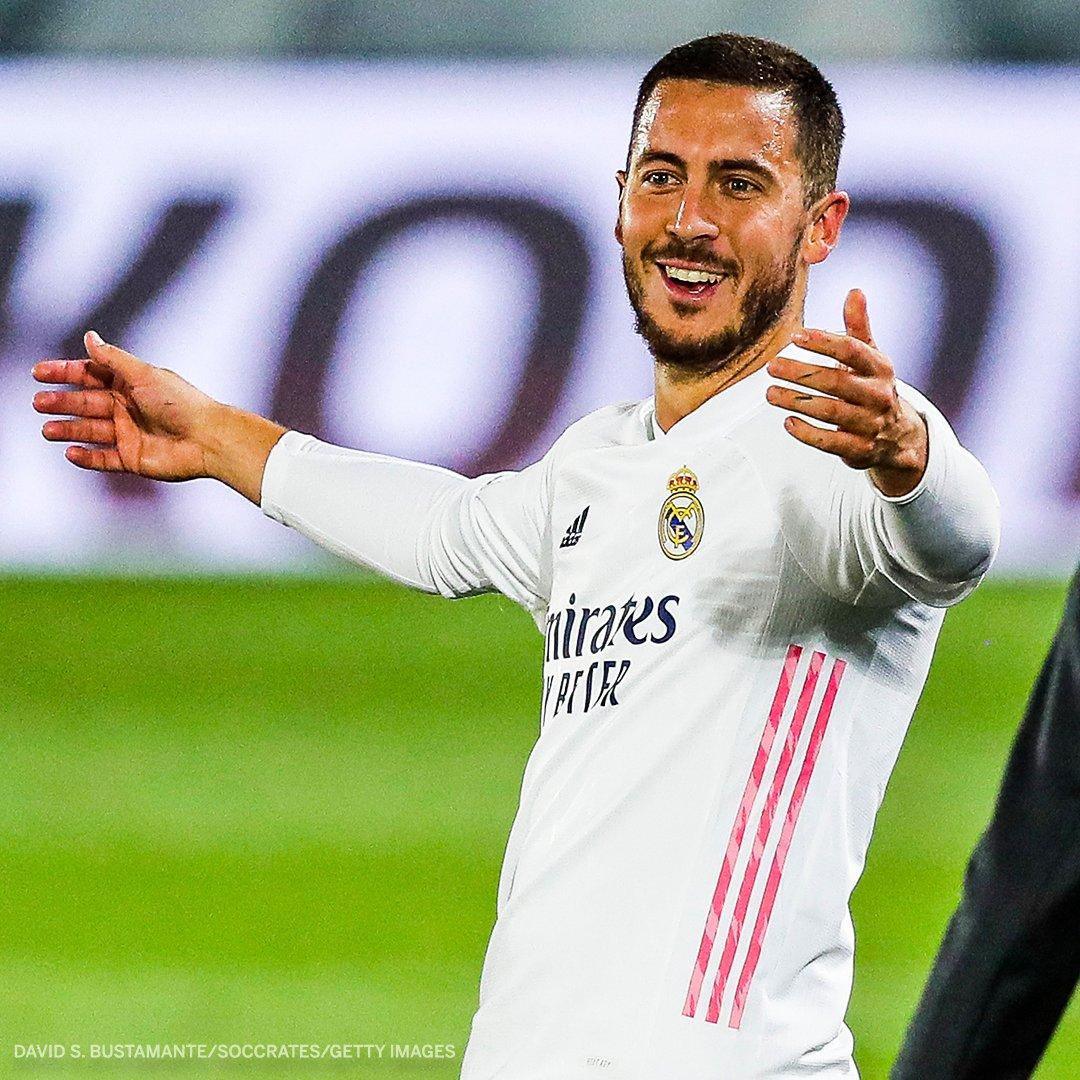 Дали Еден Азар ги спаси надежите на Реал за титула?