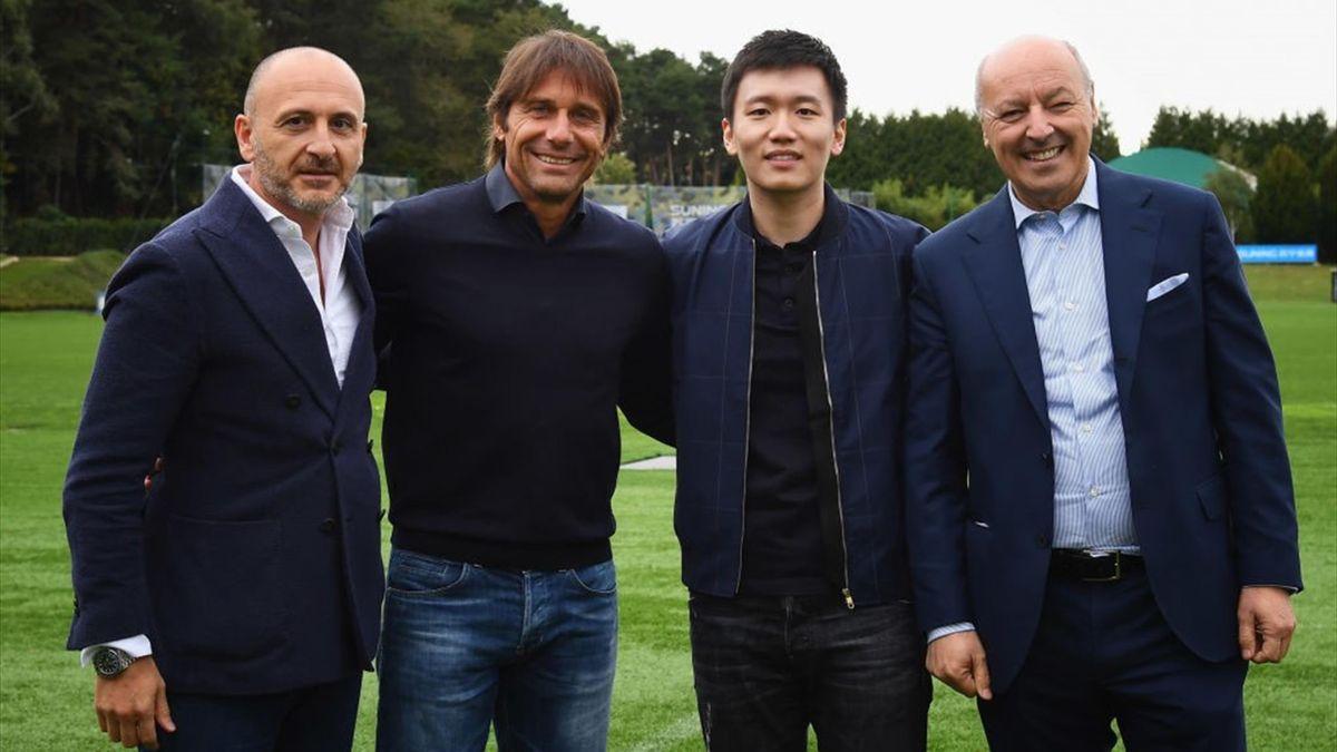 Жанг бара фудбалерите на Интер да се откажат од две месечни плати