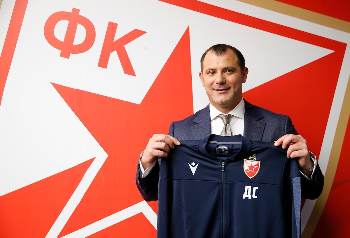 """Сампдорија го """"врбува"""" Дејан Станковиќ"""