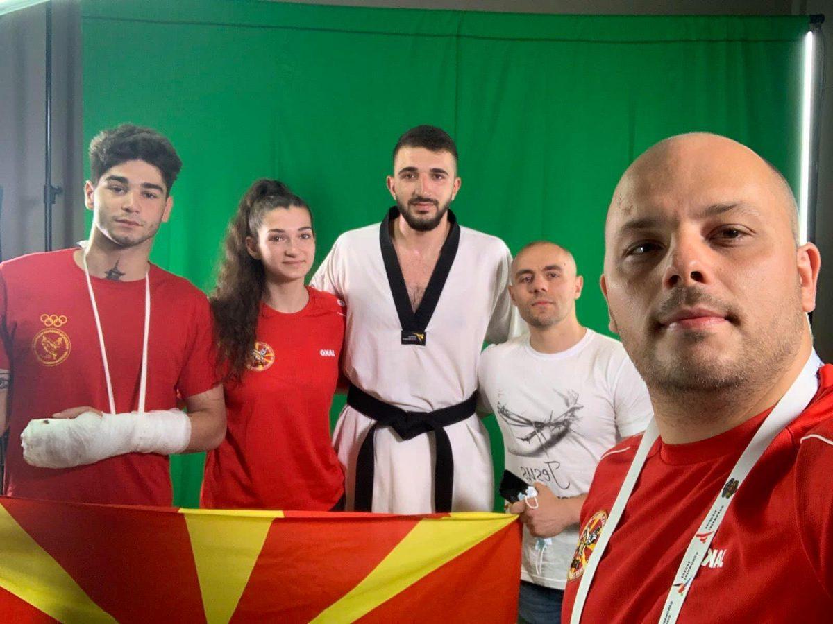 Таеквондистот Дејан Георгиевски ќе настапи на Летните олимписки игри во Токио