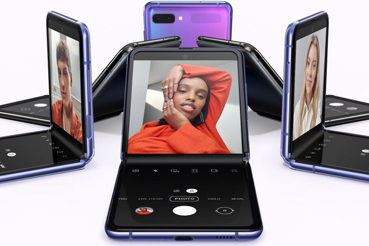 Фотографии од Galaxy Z Flip 3 откриваат поголем секундарен екран и двојна камера