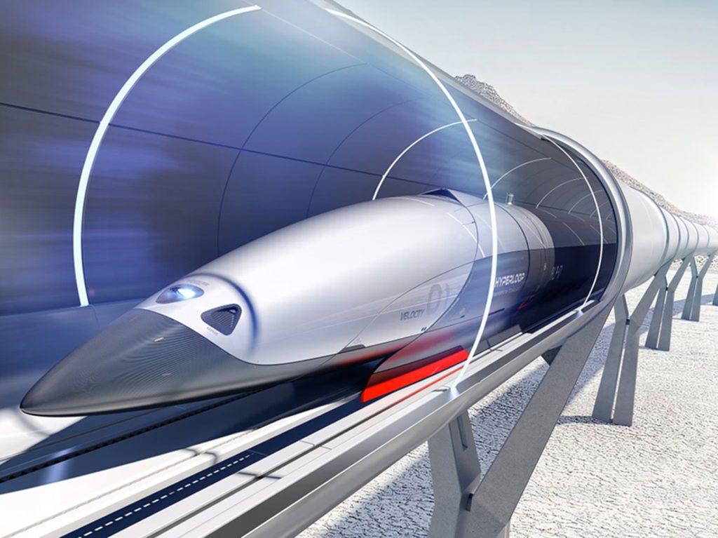 Hyperloop донесува револуција во превозот на патници