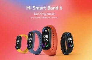 Xiaomi Mi Band 6 во понудата на веб-продавницата Smartus.mk