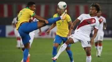"Бразил го ""скрши"" Перу во последните 20 минути"