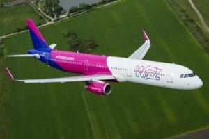 Wizz Air повторно отвори 7 рути од Македонија до 4 држави низ Европа