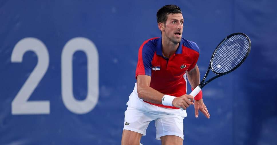 Ѓоковиќ загуби две полуфиналиња во ист ден на Олимпијадата