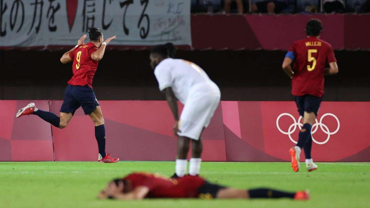"""Драматична победа на Шпанија – Рафа Мир ја однесе """"црвената фурија"""" во четврт-финалето"""