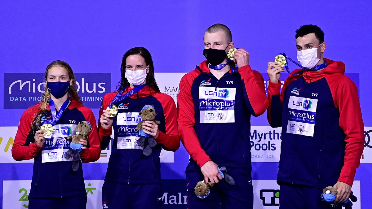 Злато и светски рекорд за Велика Британија
