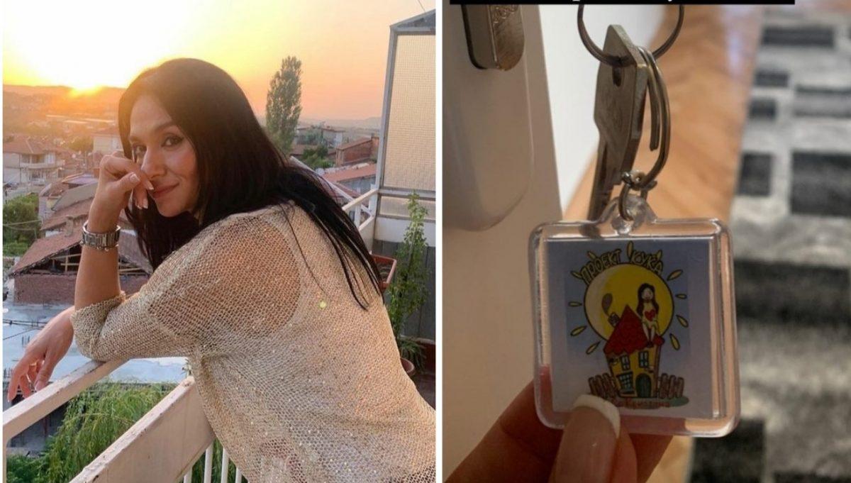Кристина Арнаудова ги реновираше домовите на две социјално загрозени семејства: Толку многу емоции во еден ден