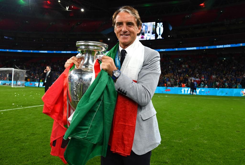 Манчини тврди дека Англија не требаше да игра во финалето