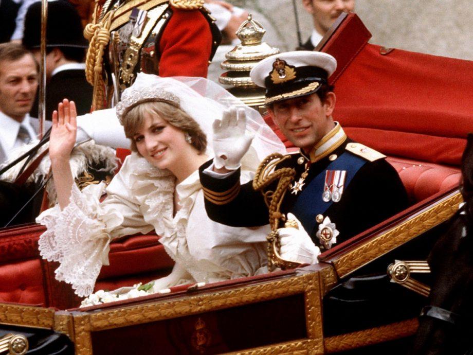 На аукција ќе се продава парче од свадбената торта на принцот Чарлс и Дијана