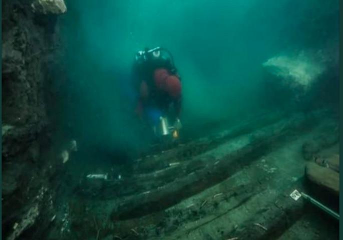 Нема да верувате што сè има во египетските води (ВИДЕО)
