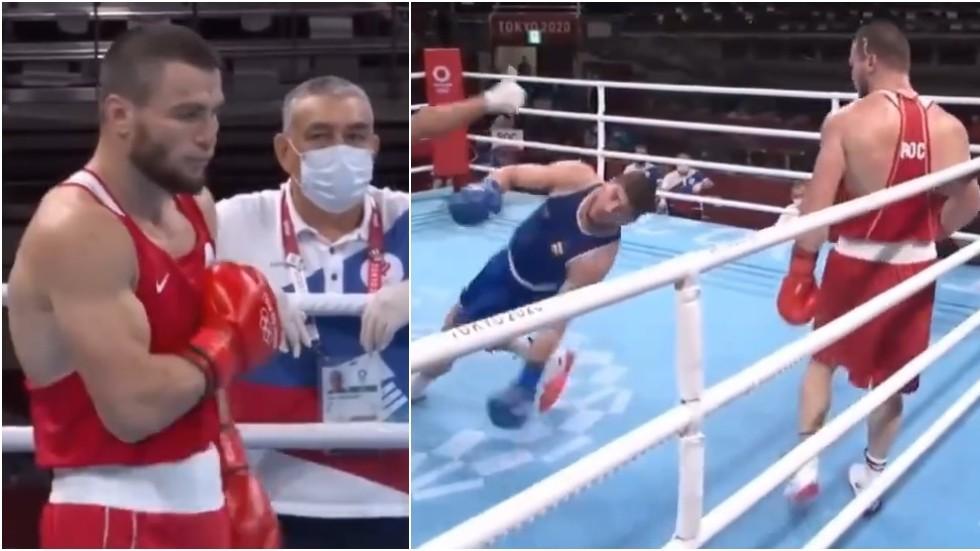 Олимпијадата ја промовираше првата боксерска ѕвезда