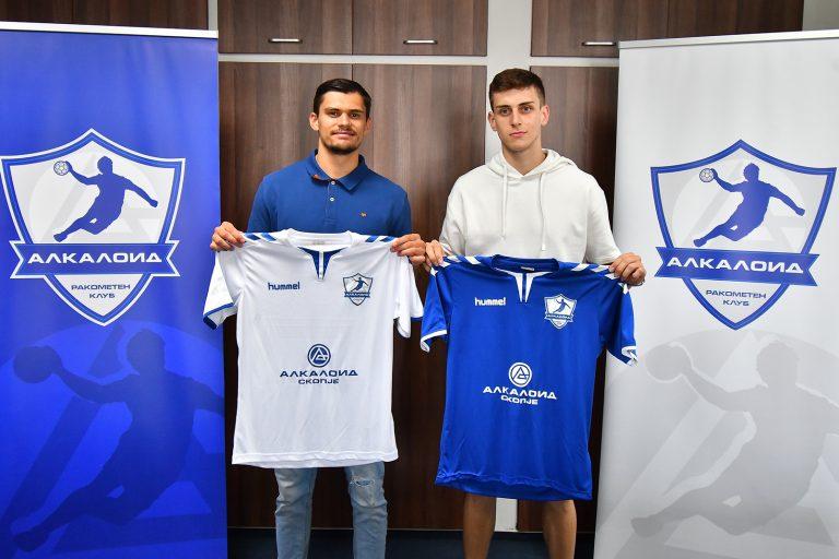 """РК """"Алкалоид"""" почна со формирање на тимот – склучени првите договори со двајца млади играчи"""