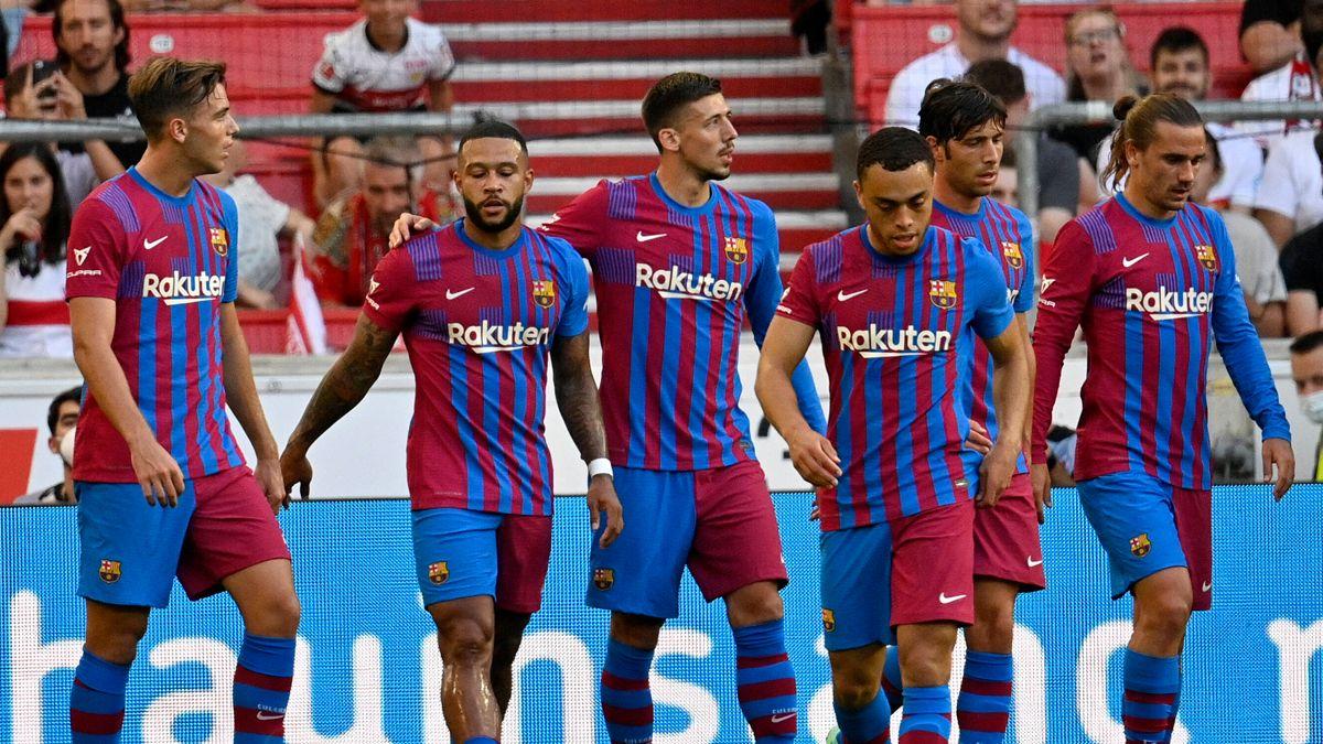 Штутгарт без шанси против разиграната Барселона