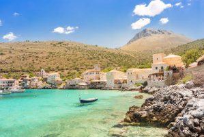 Неоткриените плажи на Пелепонез меѓу најубавите во Грција