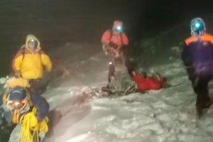 (Видео) Пет планинари загинаа додека се искачуваа на Елбрус, највисокиот врв во Европа