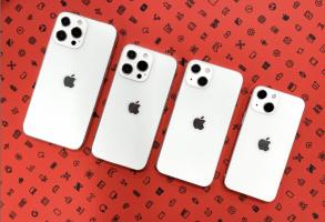 Откриени сите опции на бои и простор за складирање за iPhone 13