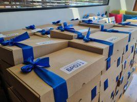 Credissimo на првиот училишен ден израдува повеќе од 550 првачиња во Македонија