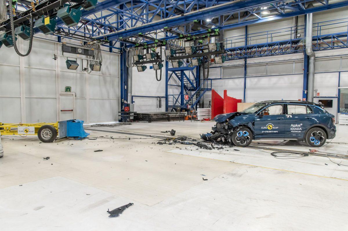 """Euro NCAP тестираше шест нови возила. """"Кинезите"""" пријатно изненадување! (ВИДЕО)"""