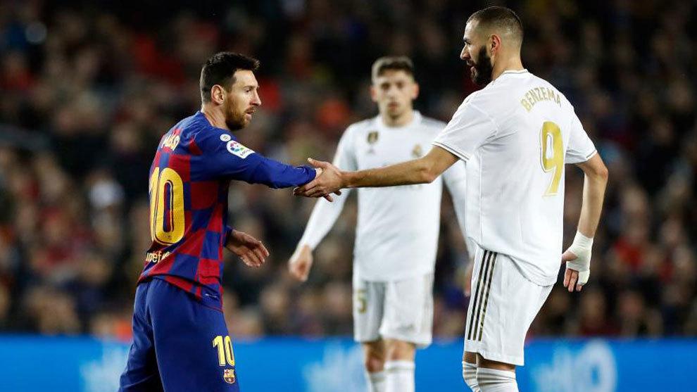 Бензема: Реал-Барса останува најголемиот меч во историјата