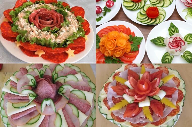 (Видео) Предлози за професионално сервирање предјадења