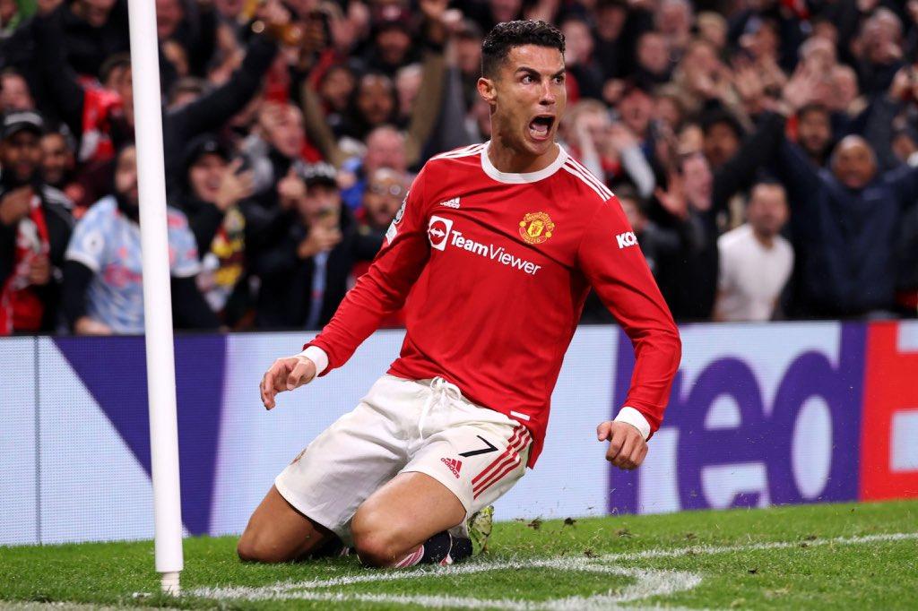 """Никој како него! Роналдо пак беше """"спасител"""" на Јунајтед"""