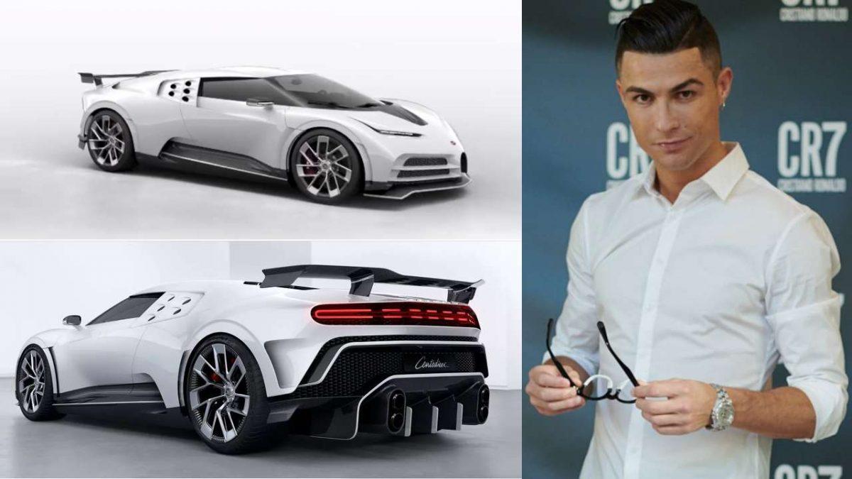 Роналдо го купи најскапиот автомобил во светот (фото)