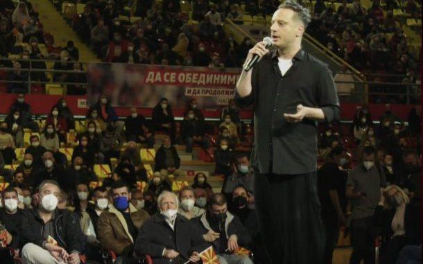 Скопје е дијагноза, рече Мирко Попов на митинг и како хардкор скопјанец го раздрма твитер